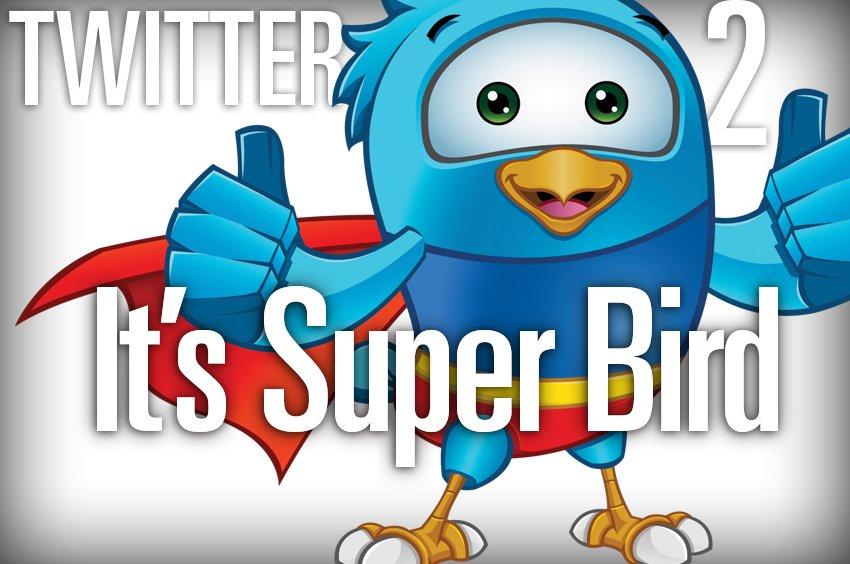 It's Super Bird!