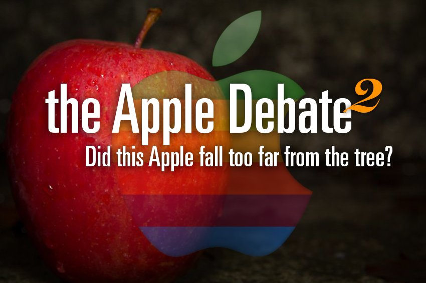 Did this Apple Fall Too Far From the Tree?
