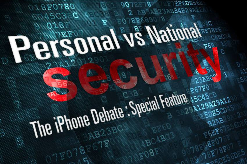 Personal Security vs. National Security