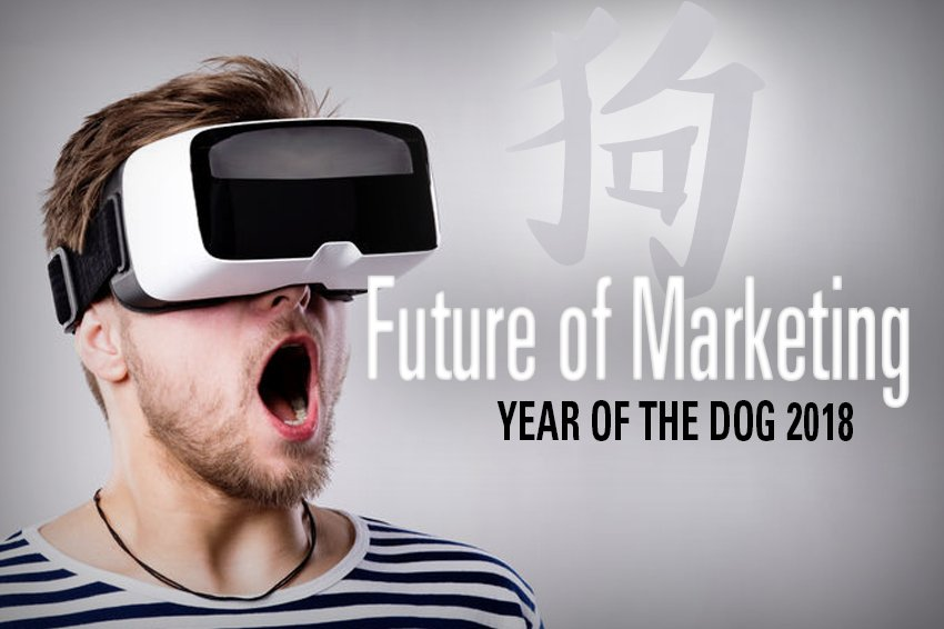 The Future of Marketing is Here